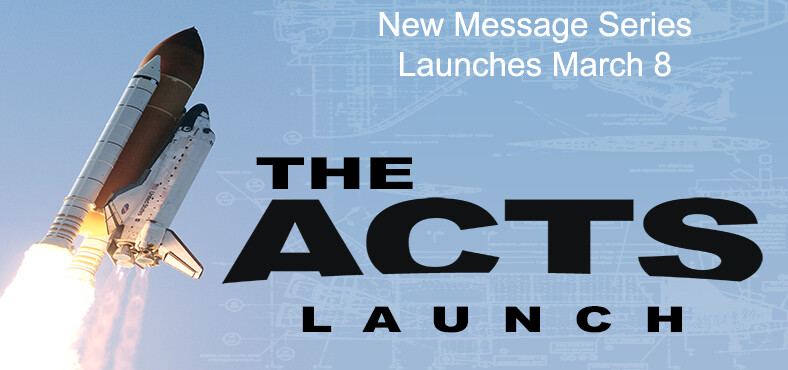 Acts Launch