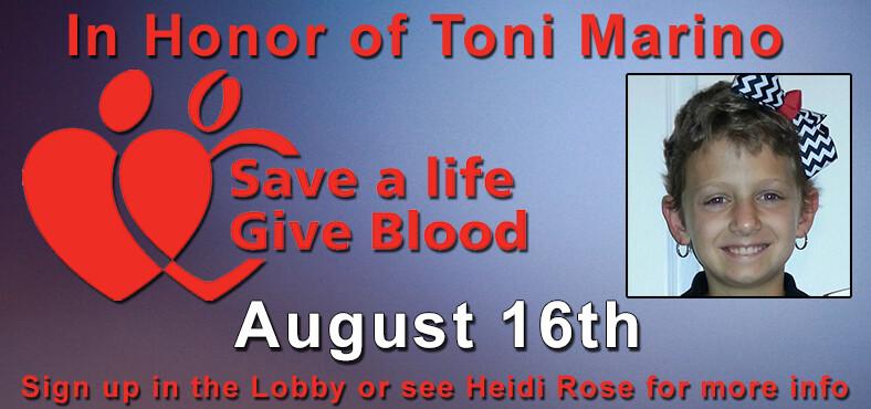 Blood Drive - Toni Marino
