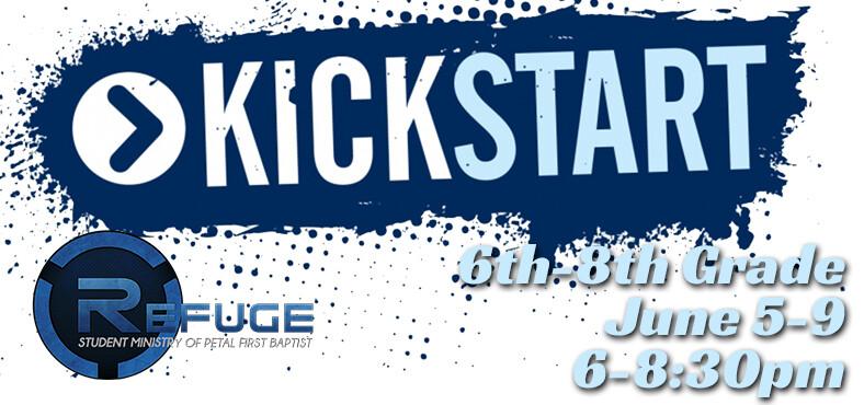 Kickstart web 2016