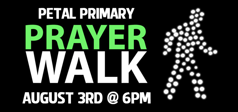 Prayer Walk 2016